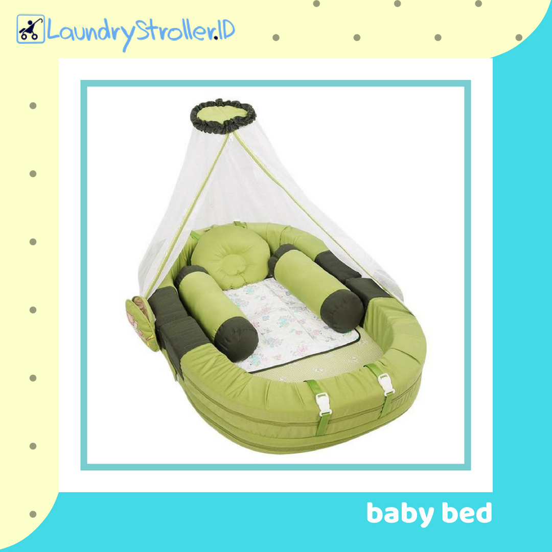 Laundry Baby Bed