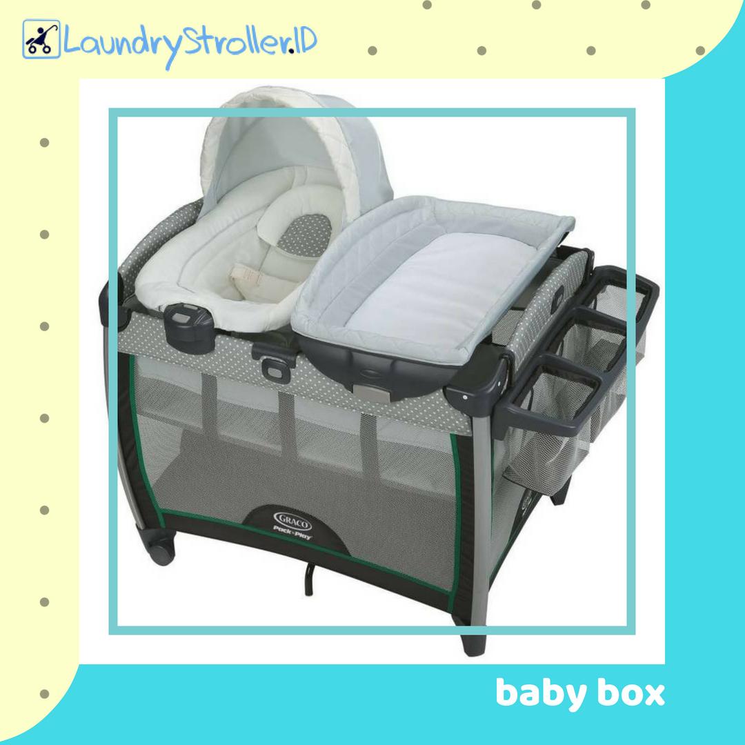 Laundry Baby Box