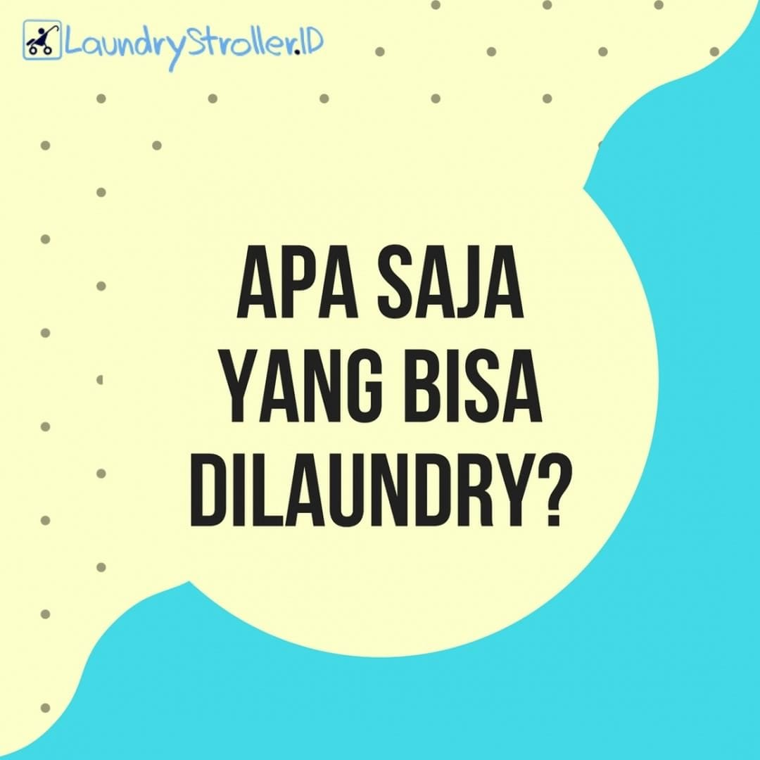 Layanan LaundryStroller.id